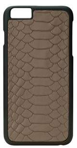 GiGi New York Full-Grain Python Embossed Leather iPhone 6/6S Plus Case