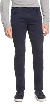 Paige Men's 'Federal' Slim Straight Leg Twill Pants