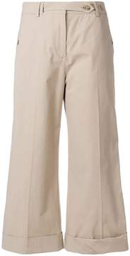 Ermanno Scervino high waisted culottes