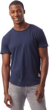 Alternative Apparel Big Pocket Crew T-Shirt