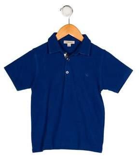 Burberry Boys' Embroidered Polo Shirt