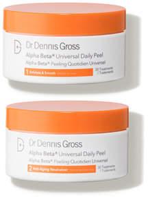 Dr. Dennis Gross Skincare Original Formula Alpha Beta Daily Face Peel - Jar