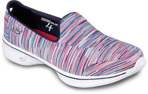Skechers Women's GOwalk Merge Slip-On Sneaker