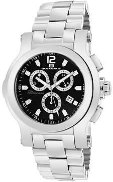 Oceanaut Mens Baccara Blue Bracelet Watch