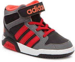 adidas Boys NEO BB9TIS Infant & Toddler High-Top Sneaker