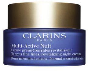 Clarins Multi-Active Night Cream/ 1.6 oz.