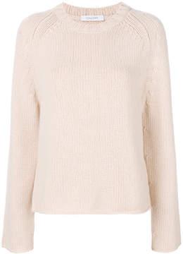 Cruciani classic knitted sweater