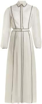 Emilia Wickstead Virginia silk-blend organza dress