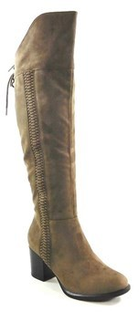 American Rag Womens Leonna Closed Toe Over Knee Fashion Boots, Truffle, Size 5.0.