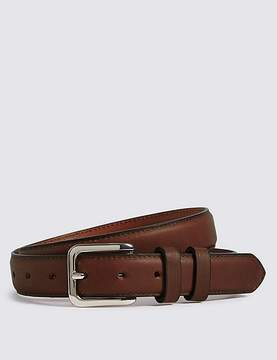 Marks and Spencer Leather Double Keeper Chino Belt