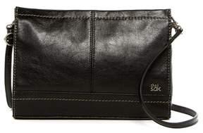 The Sak Iris Convertible Leather Clutch