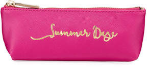 Neiman Marcus Summer Daze Printed Pencil Case