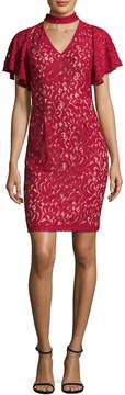 Alexia Admor Women's Velvet Midi Dress