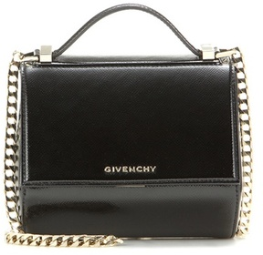 Givenchy Pandora Box Chain patent leather shoulder bag