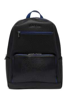 Robert Graham Keller Hill Perforated Skull Backpack