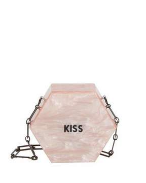 Edie Parker Macy Mini Kiss Clutch Bag