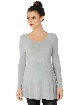 A Pea in the Pod Peplum Maternity Sweater