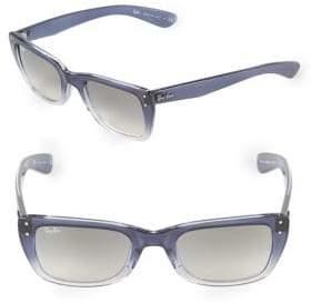 Ray-Ban 52MM Rectangle Sunglasses