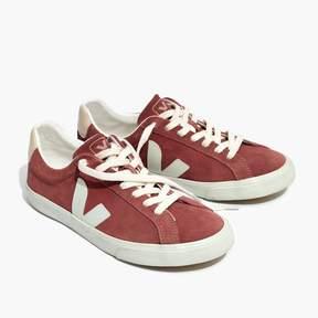 Madewell x VejaTM Esplar Low Sneakers in Suede