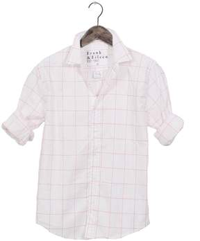 Frank And Eileen Mens Paul Limited Edition Wide Grid Button Down Shirt