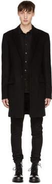 Mackage Black Skai Coat