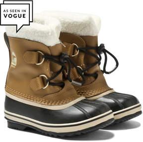 Sorel Beige Yoot Pac Boots