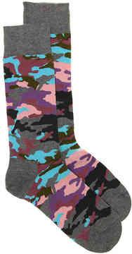 Happy Socks Men's Bark Dress Socks