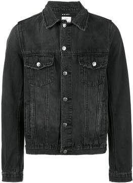 Ksubi classic beaten up denim jacket