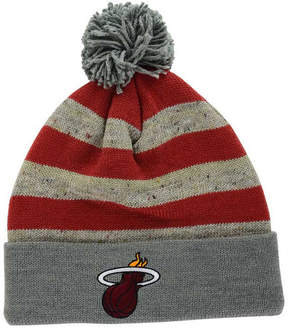 Mitchell & Ness Miami Heat Speckled Knit Hat