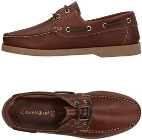 CAFe'NOIR Loafers
