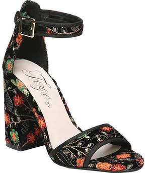 Fergie Footwear Courtney Ankle Strap Sandal (Women's)