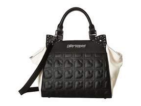 Betsey Johnson Cat Ear Satchel Satchel Handbags