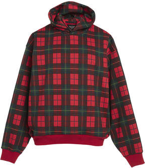 Fear Of God Everyday plaid hoodie
