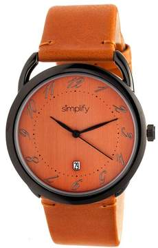 Simplify 4905 The 4900 Watch