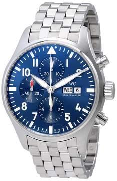 IWC Pilot Le Petit Prince Automatic Chronograph Men's Watch