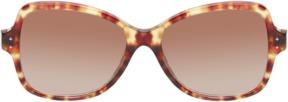 Bottega Veneta Women's Butterfly Acetate Frame