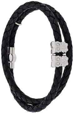 Eleventy wrap rope bracelet