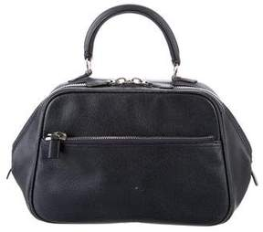 Valextra Small Leather S-Bag