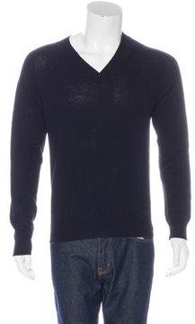 Dries Van Noten Knit V-Neck Sweater