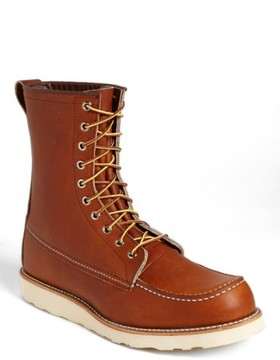 Red Wing Shoes Men's '877' Moc Toe Boot