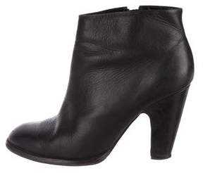 Rachel Comey Willow Leather Ankle Boots
