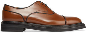 Church's Pam Leather Oxford Shoes - Tan
