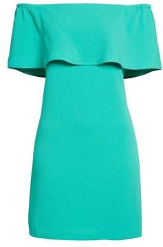 Charles Henry Women's Off The Shoulder Dress