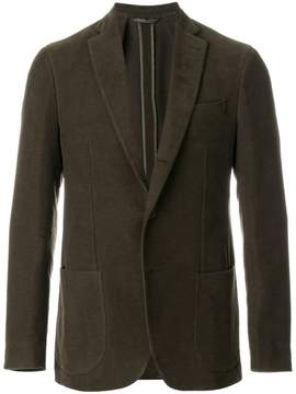 Aspesi patch pocket blazer