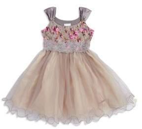 Iris & Ivy Girl's Lace Dress