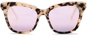 Ted Baker Women's Full Rim Cat Eye Sunglasses