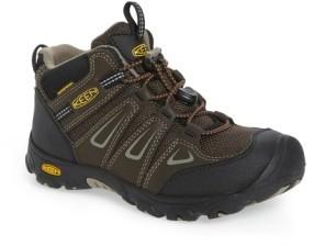 Keen Boy's 'Oakridge' Waterproof Hiking Boot