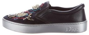 Christian Dior Embellished Happy Sneakers