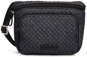 Vera Bradley Iconic RFID Denim Belt Bag