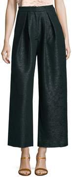 Aq/Aq Women's Inverted Pleats Tabio Culottes